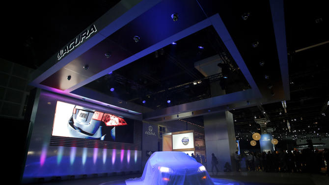 Debuts at the Los Angeles Auto Show