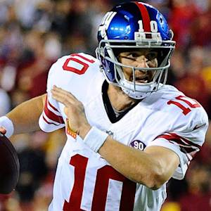 Week 4: New York Giants quarterback Eli Manning highlights