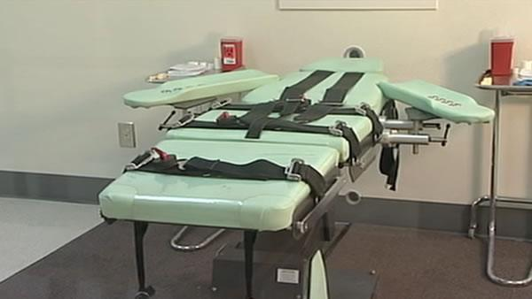 California voters to decide fate of death penalty