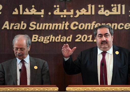 Zebari confirmed the summit will steer clear of the strong moves advocated to resolve the Syria crisis
