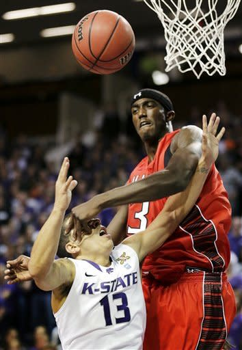Kansas State muscles way past Lamar 79-55