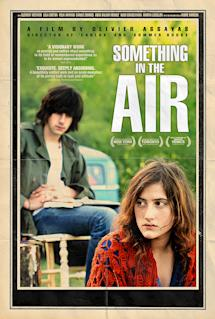 Poster of Something in the Air