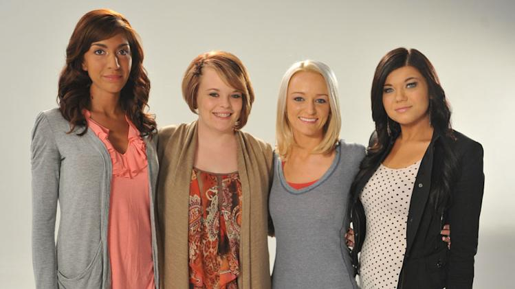 "Cast (""Teen Mom"" Season 4)"