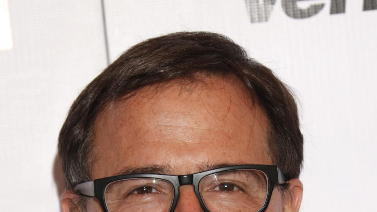 David O. Russell attends the 13th Annual AFI Awards Luncheon at the Four Seasons Hotel Los Angeles at Beverly Hills on Friday, January 11, 2013 in Los Angeles. (Photo by Todd Williamson/Invision/AP)