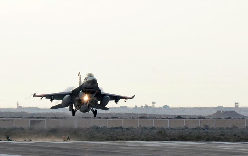 Libya warns of more air strikes with Egypt against IS