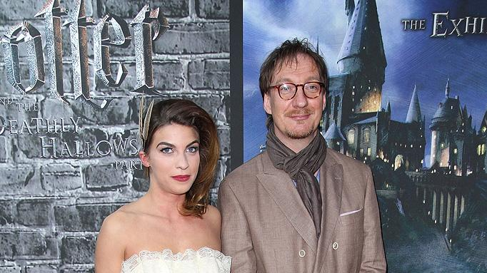 Harry Potter the Experience 2011 NYC Natalia Tena David Thewlis