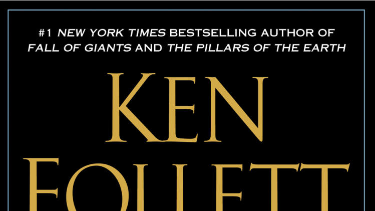 """This book cover image released by Dutton shows """"Winter of the World,"""" by Ken Follett. (AP Photo/Dutton)"""