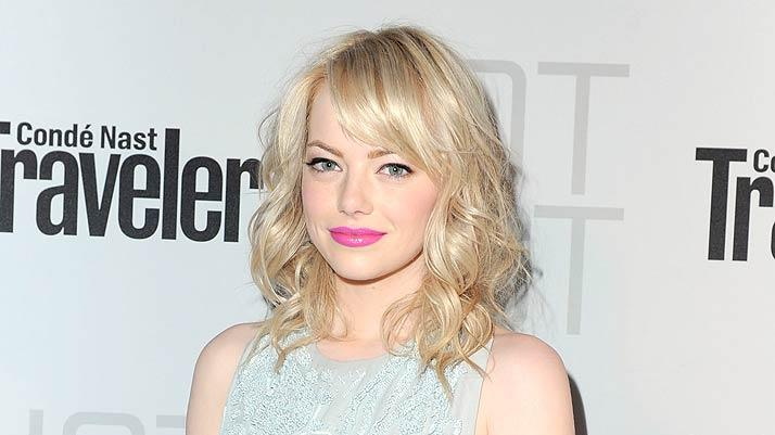 Emma Stone Travelers Hot List Prty