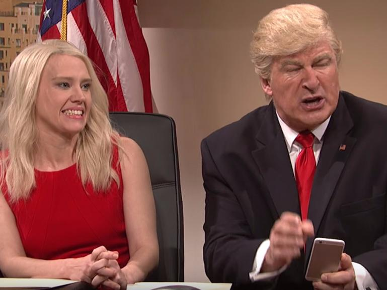 Alec Baldwin offers to end his 'SNL' Trump parody: 'Release your tax returns and I'll stop'