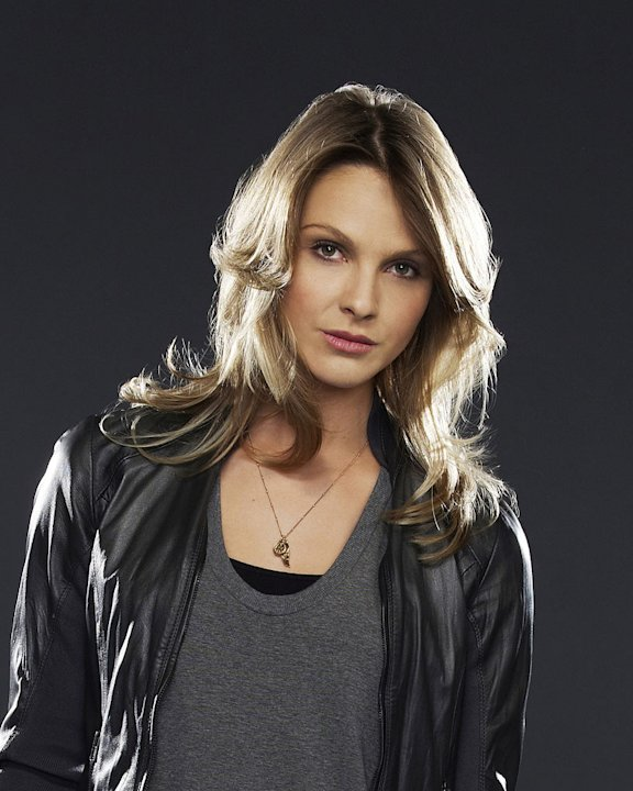 "Beau Garrett stars in ""Criminal Minds: Suspect Behavior."""