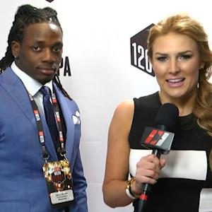 Wisconsin's Melvin Gordon At NFL Pre-Draft Party