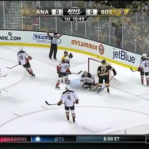Anaheim Ducks at Boston Bruins - 03/26/2015