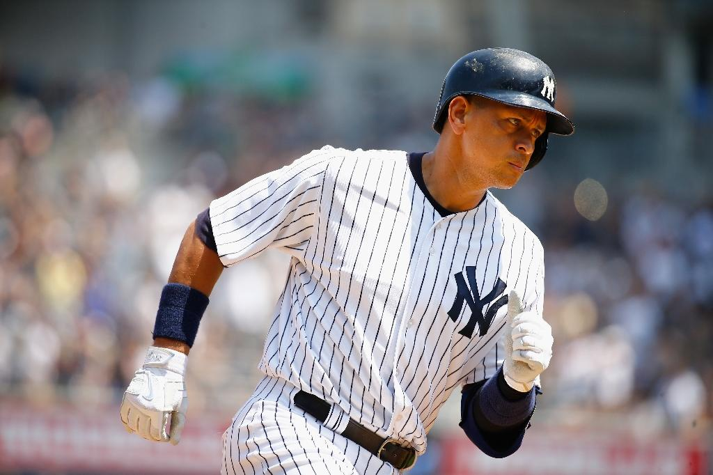 Another historic homer for A-Rod