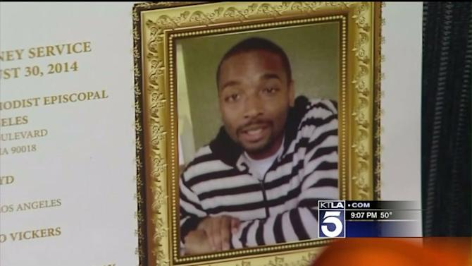 LAPD Set to Release Ezell Ford Autopsy Report