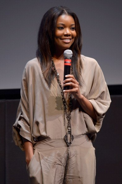 AUSTIN, TX - MARCH 10: Actress Gabrielle Union attends 'In Our Nature' Q&A during the 2012 SXSW Music, Film   Interactive Festival at Alamo South Lamar Theater on March 10, 2012 in Austin, Texas.