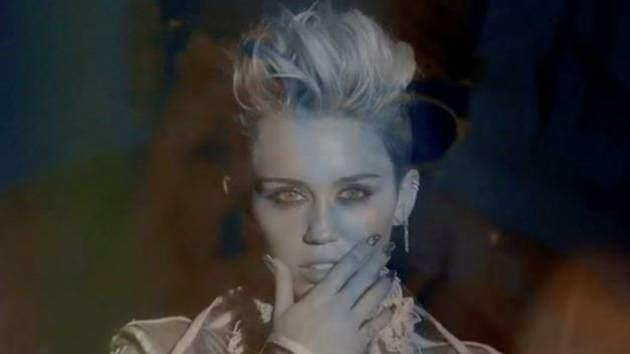 Miley Cyrus in Big Sean's 'Fire' video -- Miley Cyrus