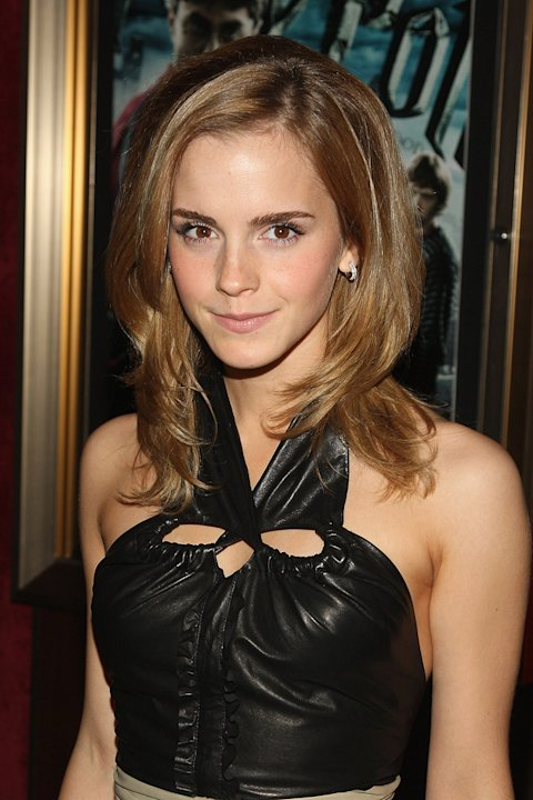 Harry Potter and the Half Blood Prince NY Premiere 2009 Emma Watson