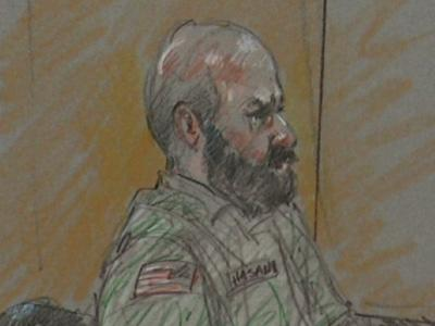 1st Day Ends in Fort Hood Shooting Trial