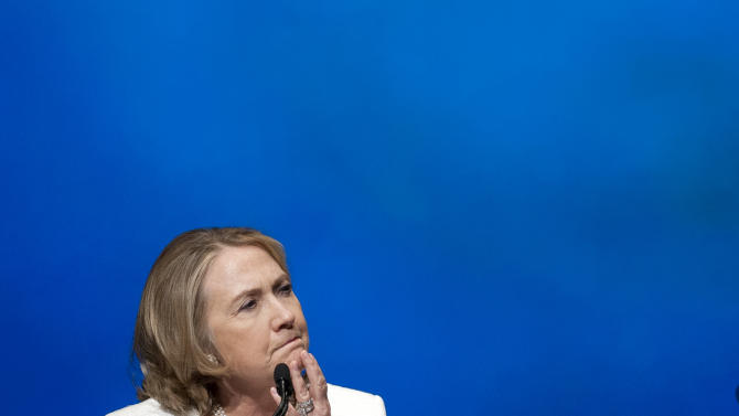 APNewsBreak: Hillary Clinton book expected in 2014