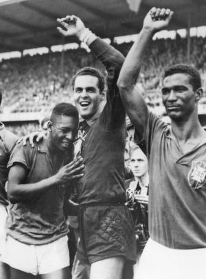 ON THIS DAY: Pele inspires Brazil to 1st World Cup