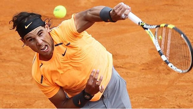 Nadal eases past Wawrinka to move into semis