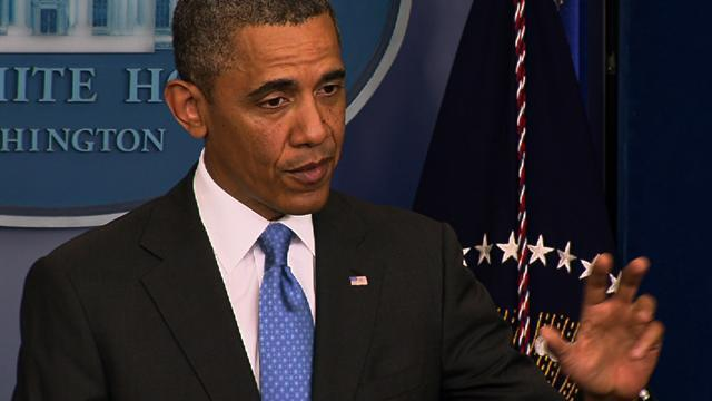 "Obama: Not my job to get Congress to ""behave"""
