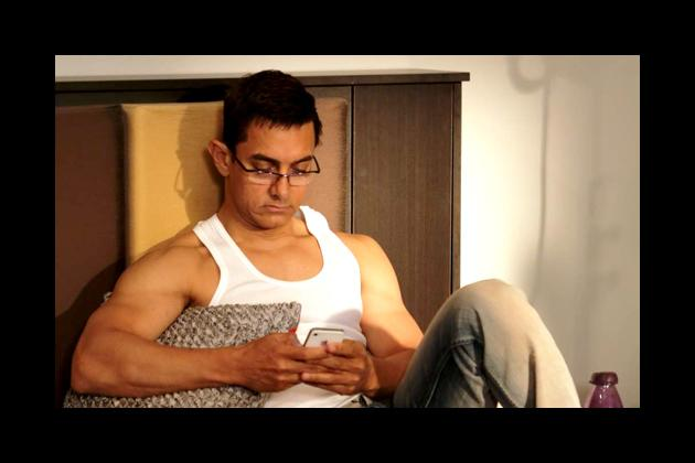 Nauheed is in love with Aamir