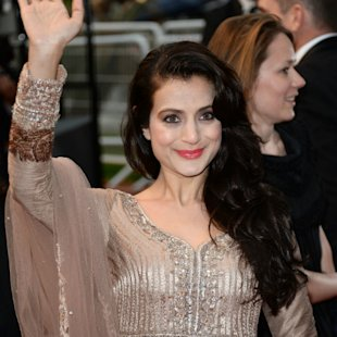 Ameesha Patel's ghostly avatar at Cannes