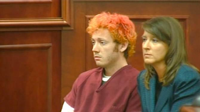 James Holmes, Aurora movie theater shooting suspect, in court for hearing