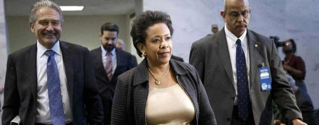 Lynch pledges 'independence' at hearing