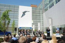 Goodyear Holds Grand Opening of New Global Headquarters