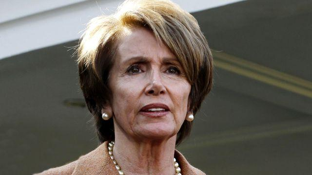 Pelosi: 'Fiscal cliff' deal must have tax hikes on wealthy