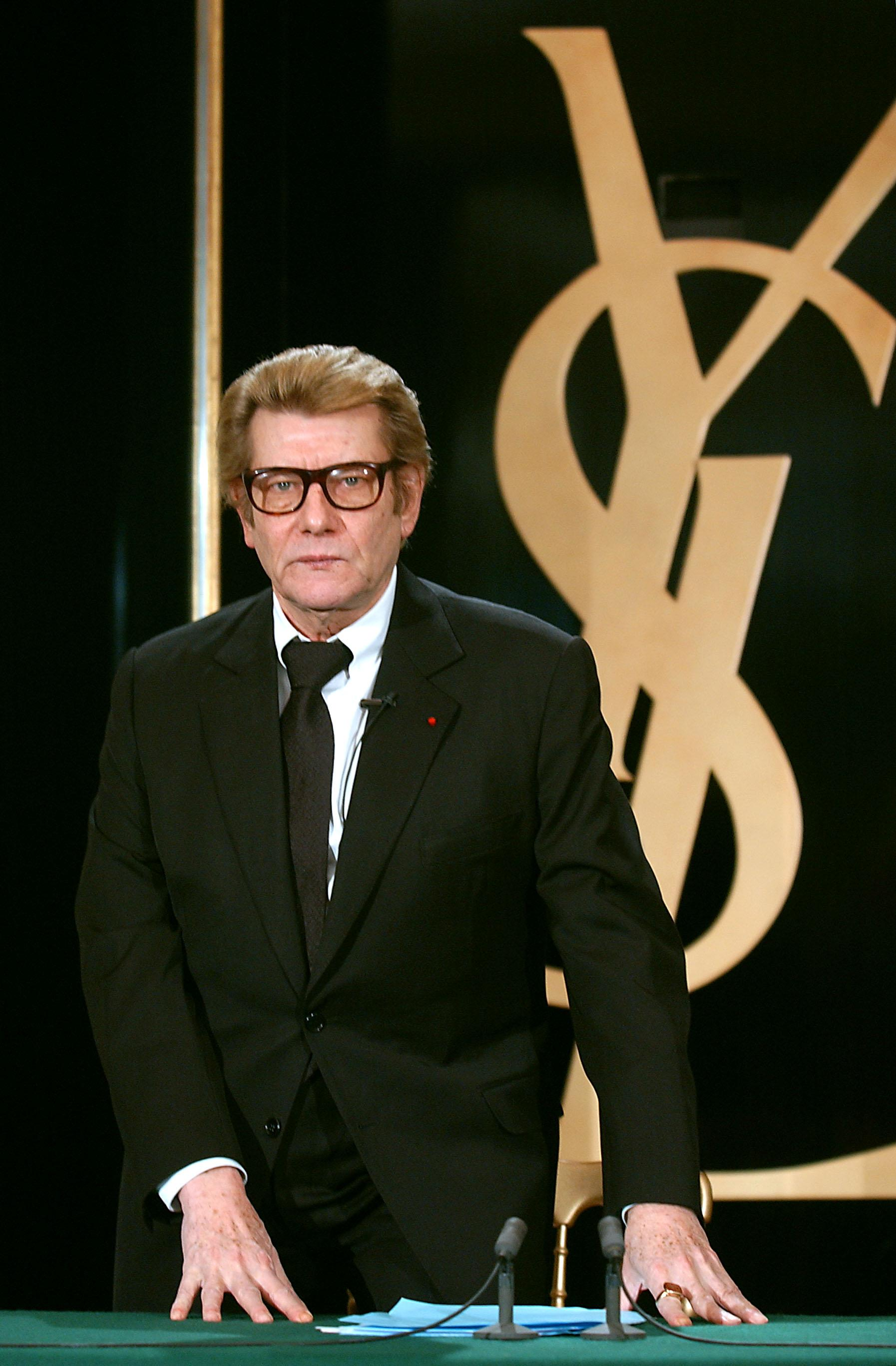 Films about Yves Saint Laurent and jihadists lead French awards