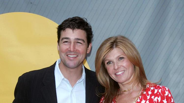 Kyle Chandler and Connie Britton at the NBC 2007 Upfronts.