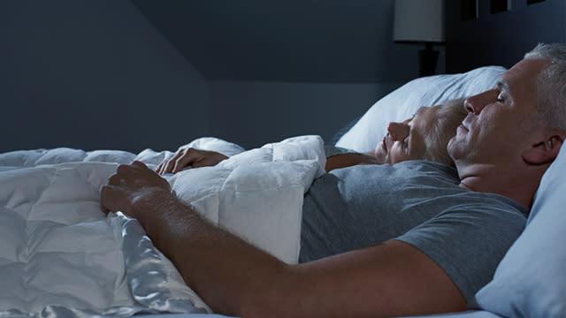 Seniors' Poor Sleep May Affect Memory