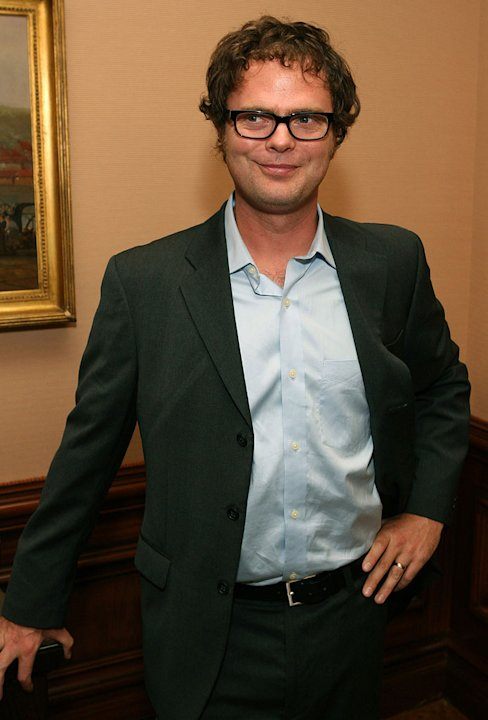 Rainn Wilson at the TCA Awards - Cocktail Reception.