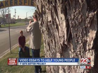 Video Campaign To Help Young People