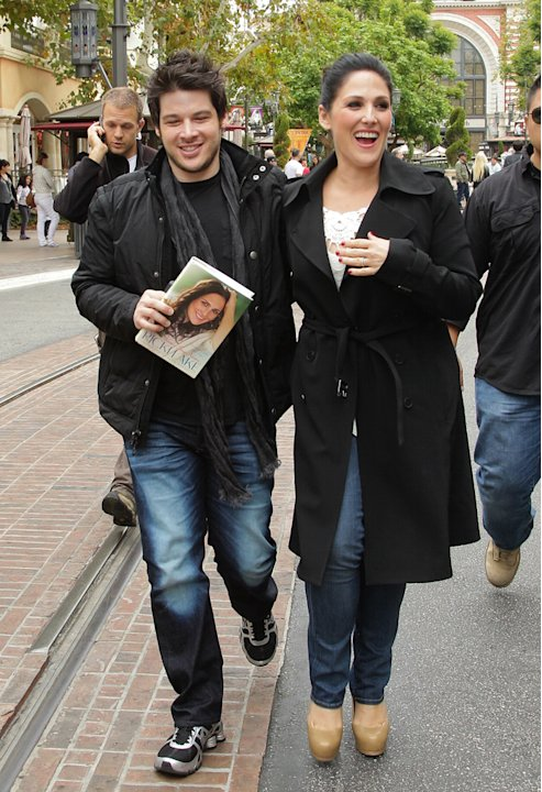 Ricki Lake, Christian Evans