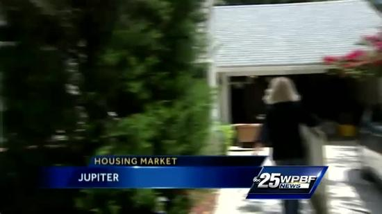Palm Beach County housing market bouncing back