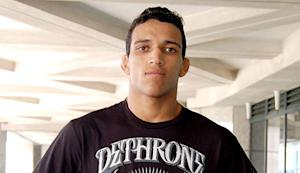 Featherweights Andy Ogle and Charles Oliveira Set to Square Off at UFC Fight Night 36