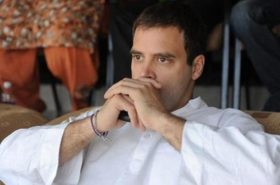 Rahul Gandhi, scion of the Nehru-Gandhi dynasty that has ruled India for most of its 65 years of independence, had campaigned tirelessly to revive his centre-left party in a politically crucial state