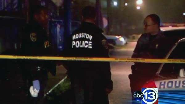 Armed man shot by Houston police outside night club