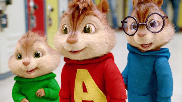 Alvin and the Chipminks the Squeakquel thumb