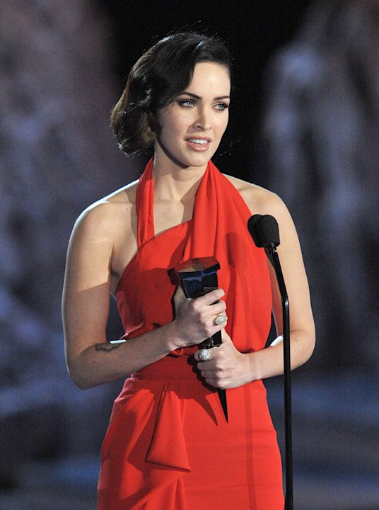 2009 Spike TV Scream Awards Megan Fox