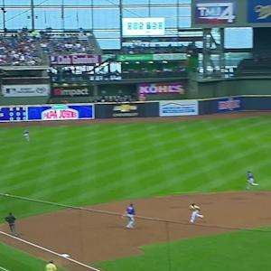 Peterson's RBI double