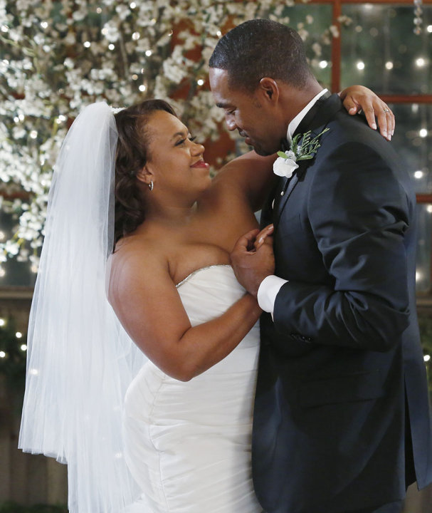 TV Weddings - Miranda Bailey …