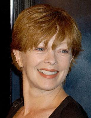 Frances Fisher at the Los Angeles premeire of DreamWorks Pictures' Flags of Our Fathers