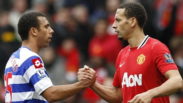 Anton and Rio Ferdinand (Reuters)