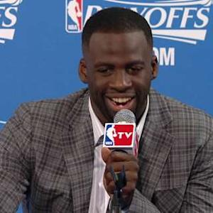Warriors Talk After Game 1 Win