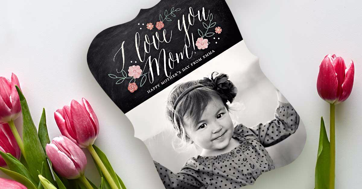 Try out a free Mother's Day card of your choice